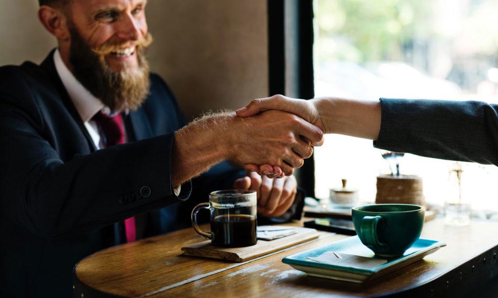 Kan kaffe påvirke forretningsavtaler? Aktuelt HotCoffee