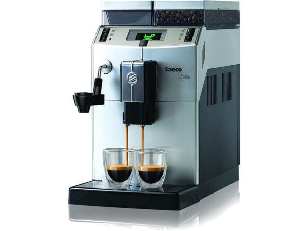 LirikaPlus2 kaffemaskin HotCoffee