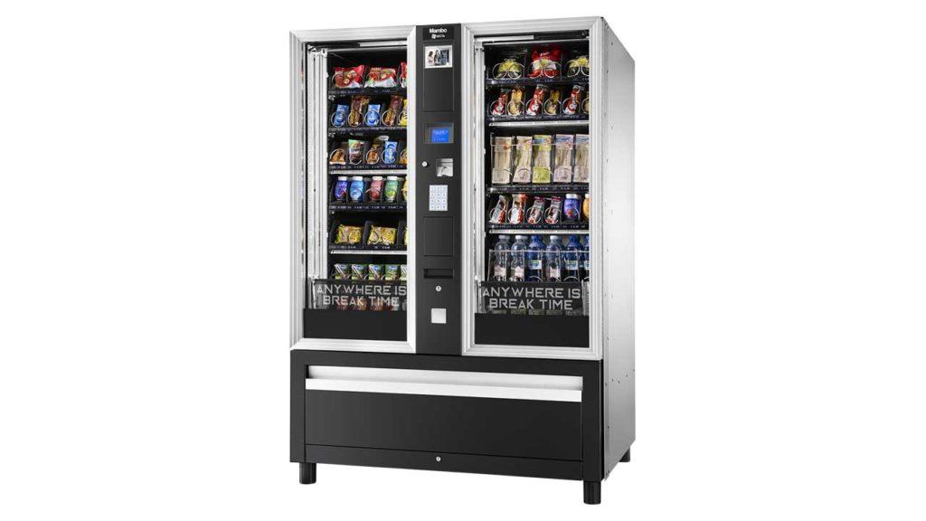 Hvorfor burde dere ha en salgsautomat på jobb?