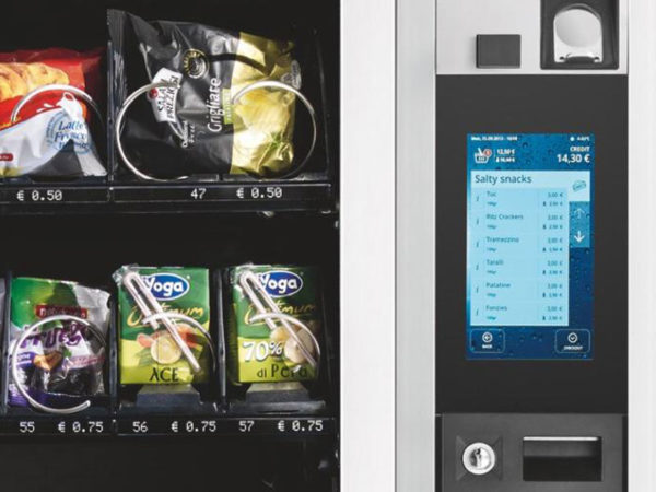 SambaTouch Key Features 2 Salgsautomat HotCoffee