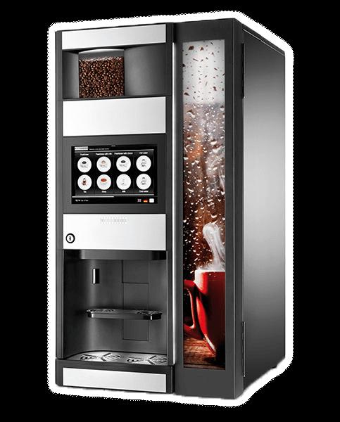 Wittenborg 9100 Kaffemaskin kategori HotCoffee
