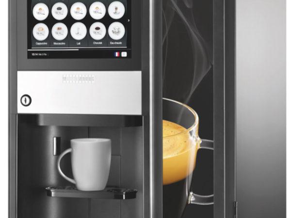 Wittenborg9100 2 Kaffemaskin HotCoffee