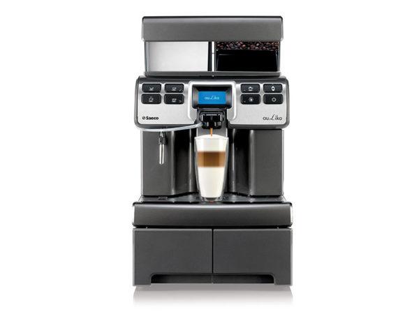 Aulika Cappuccino Kaffemaskin HotCoffee