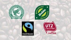 Hva betyr egentlig merkeordningene på kaffen?